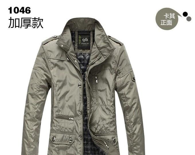 Women's XL Danjieshi 1046 Jacket Gray