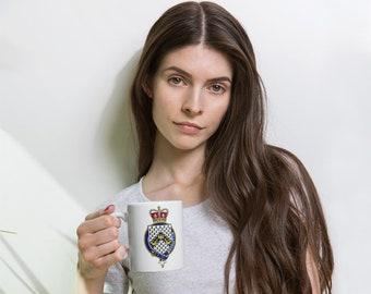 Willingham Family Crest Mug