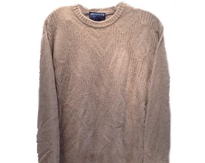 Small Italian Cashmere Sweater