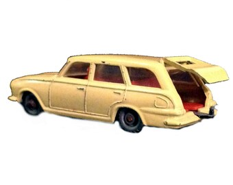 Vintage Vauxhall Victor Estate Car Station Wagon from Leseny England 1967 Matchbox No. 38