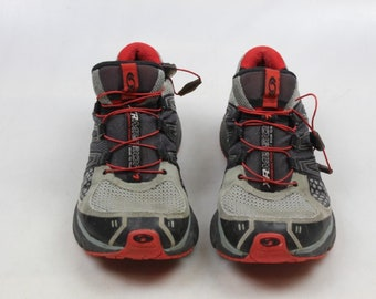 Men's Size 9.5 Salomon Mission XR Hiking Trail Running Shoes