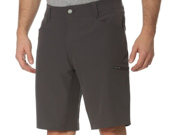 Men's 32 ZeroXposure Active Shorts Slate Grey H87800S