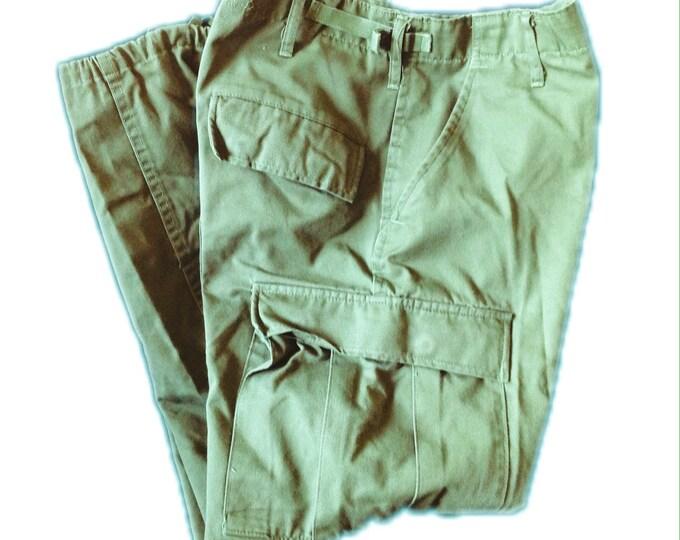 Propper Small Short Olive Green BDU Pants