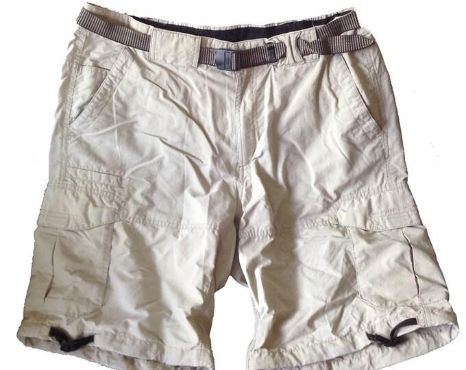 Men's Size 36 ExOfficio Cargo Shorts