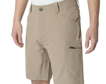 Men's 34 ZeroXposure Travel Series Shorts Oak P87330S