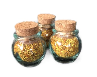 Wildflower Bee Pollen Granules 1 oz Wild Harvested