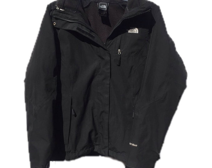 Women's Small The North Face Atlas Triclimate 3-in-1 Jacket