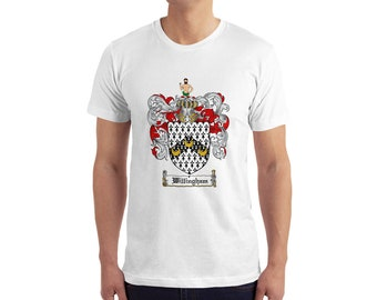 Willingham Family Crest T-Shirt