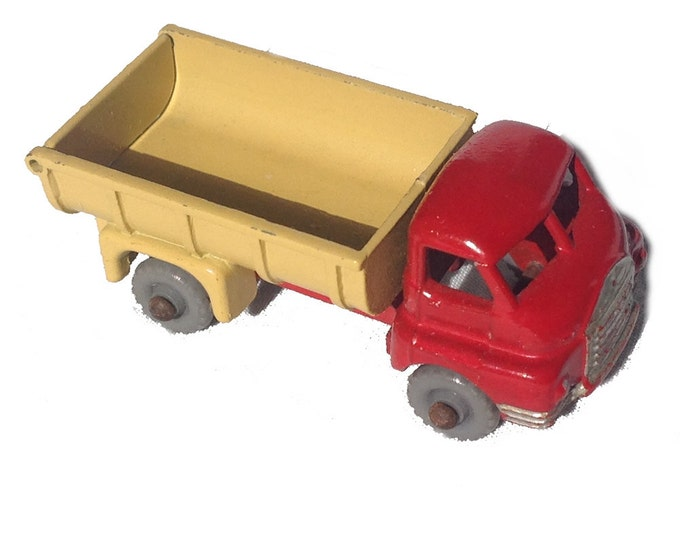 Bedford 7 Ton Tipper Truck 40A Lesney England