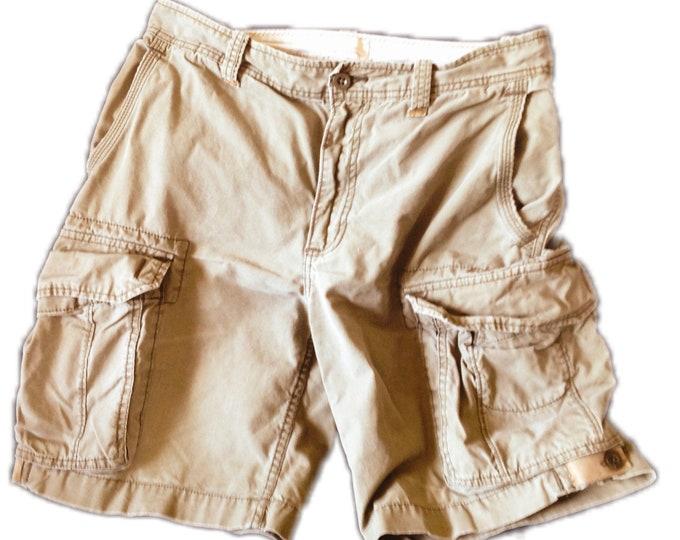 Men's Size 31 Gap Loose Fit Cargo Shorts