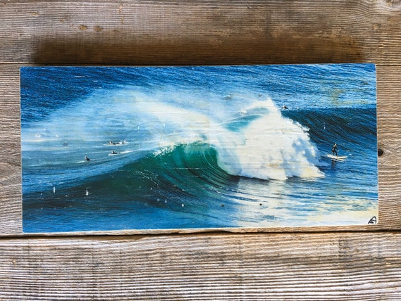 Surf Art: Offshore Wave