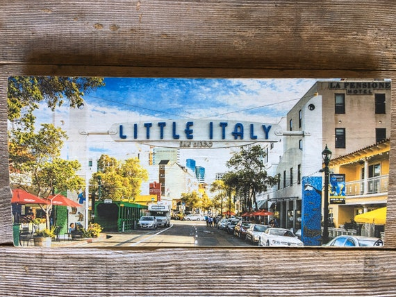 Photography Art: Little Italy