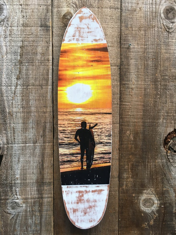 Skateboard Art: Solitude