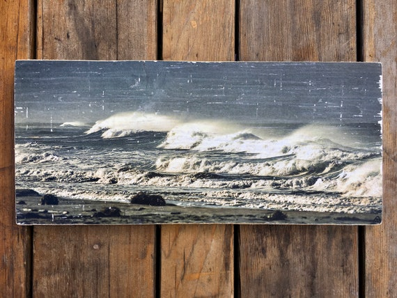 Photography Art: Wave Storm