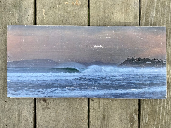 Surf Art: Sandbar