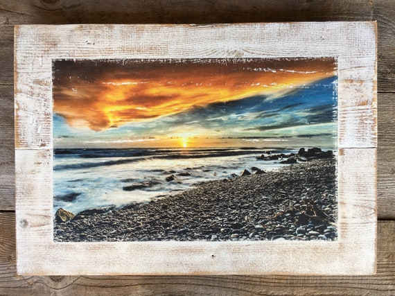 Photography Art: Sunset at Beacon's
