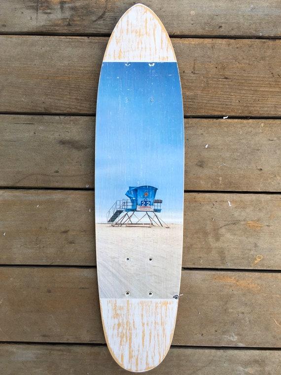 Skateboard Art: Tower 22