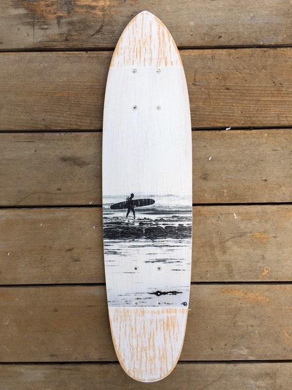 Skateboard Art: Longboard