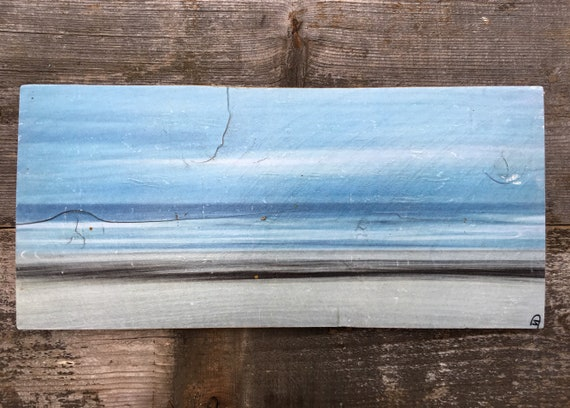 Ocean Art: Blue Streak