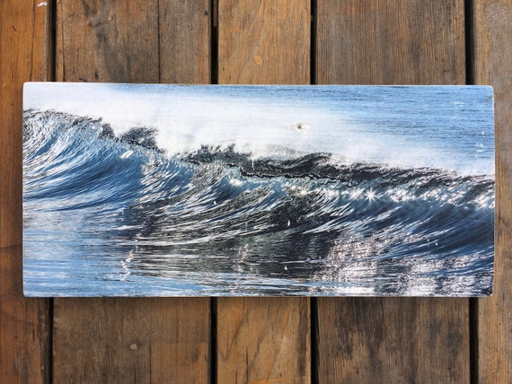 Surf Art: Sparkling Wave
