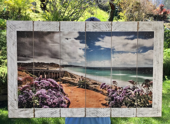 Photography Art: In between Clouds  (Free Shipping)