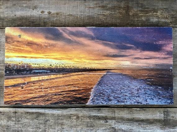 Photography Art: Oceanside Sunrise