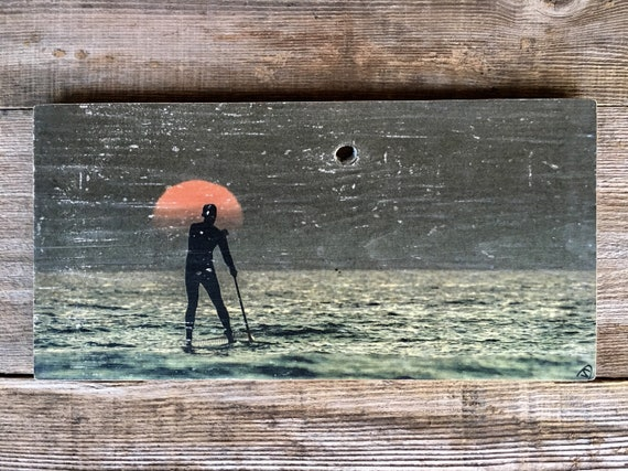 Surf Art: Follow the Sun