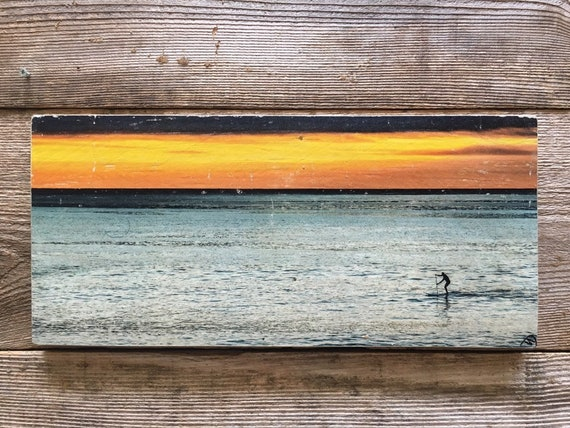 Photography Art: Lone Paddler