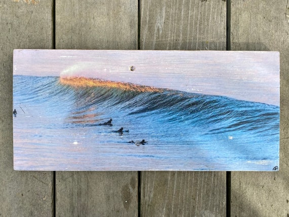 Surf Art: First Light