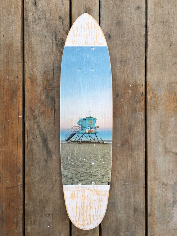 Skateboard Art: Tower 21