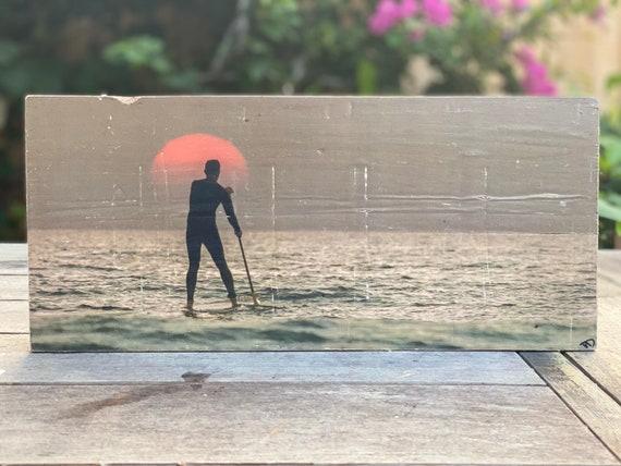 Surf Art: Follow the Sun