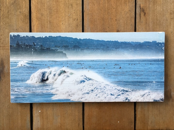 Surf Art: Autumn Surf