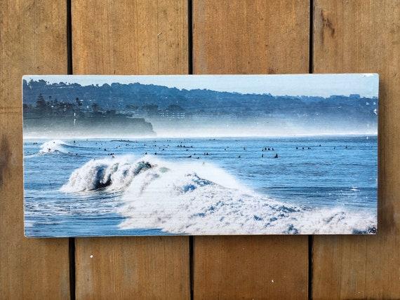 Surf Art: Autumn Surf