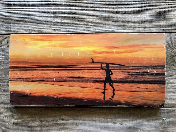 Surf Art: The Afterglow