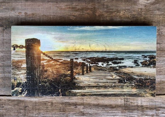 Photography Art: Beach Path