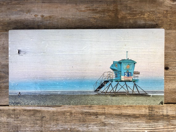 Beach Art:Tower 21