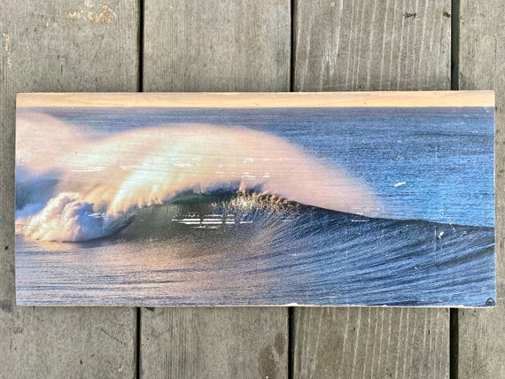 Surf Art: Barrel