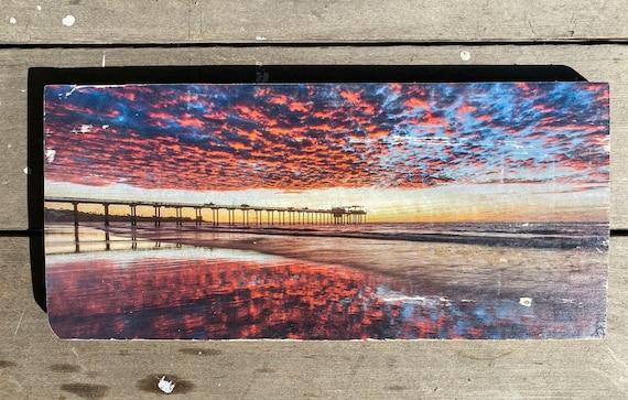 Photography Art: Wet Sand