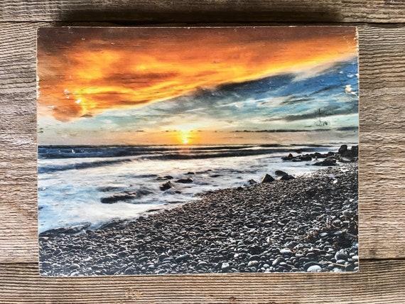 Sunset at Beacons