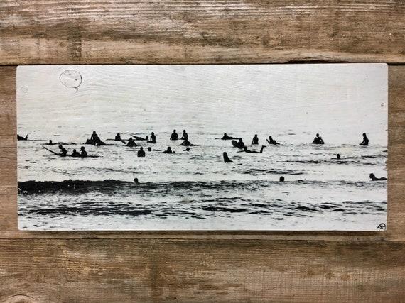 Photography Art: Surf Lineup