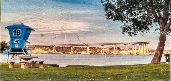 Photography Art: Coronado Bridge