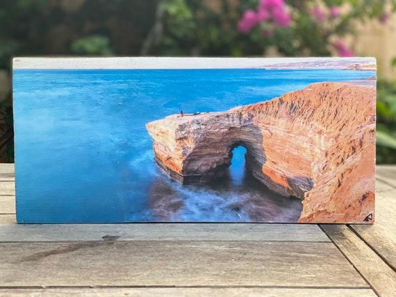 Photography Art: Blue Ocean