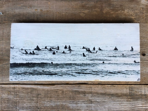 Photography Art: Surf Lineup