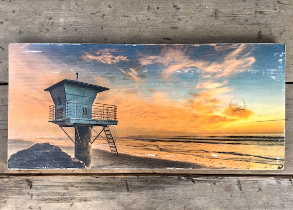 Beach Art: Tower 19