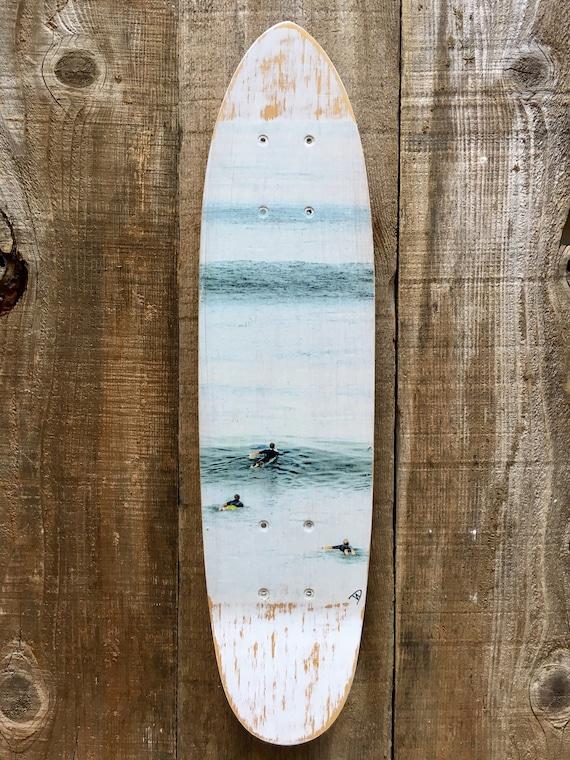 Skateboard Art: Summer Surf