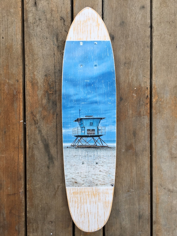 Skateboard Art: Tower 13