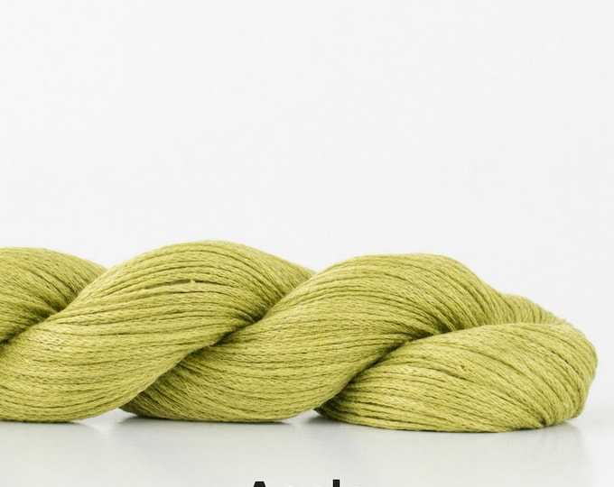 Shibui 'Reed'.  100% linen, 4 ply/fingering weight, 50g.