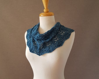 PATTERN ONLY!!! Silky Summer Cowl.