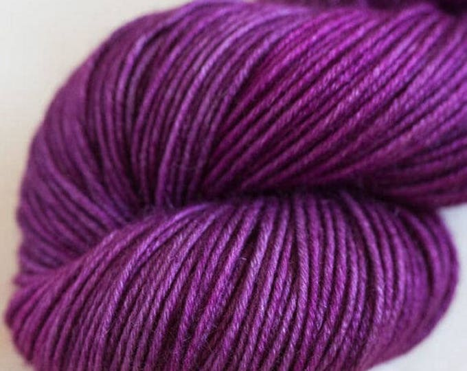 SweetGeorgia 'Mohair Silk DK'. merino/mohair/silk.  8ply/DK weight.  100g.