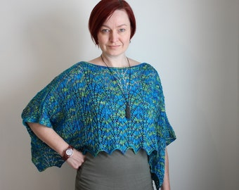 Fern Valley Linier Top.  PATTERN ONLY!!!